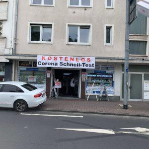 Antigen Corona Schnell Test Zentrum am Dornbusch in Frankfurt am Main Eschersheimer Landstraße 297 60320 Frankfurt am Main - Dornbusch